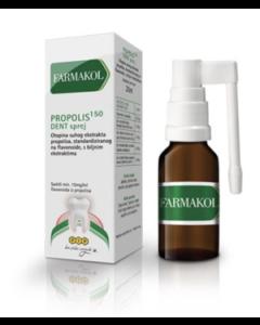 PIP Farmakol propolis 150 dent sprej 20 ml