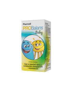 PharmaS PROBalans Baby kapi 10 ml