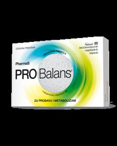 PharmaS PROBalans 20 kapsula