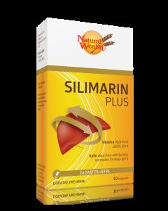 NW Silimarin plus 30 kapsula