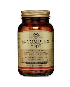 "Solgar Vitamin B-Complex ""50"" 100 kapsula"