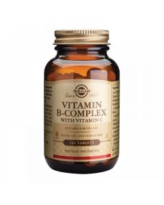Solgar B-kompleks s vitaminom C 100 tableta