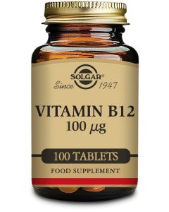 Solgar Vitamin B12 100 μg 100 tableta