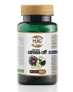 Hug Your Life STRESS OFF kapsule 30 X 540 MG