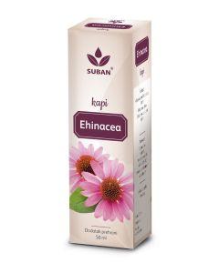 Suban Ehinacea bezalkoholne kapi 50 ml