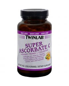 Twinlab Ascorbate C prah 226,8 g