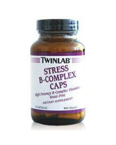 Twinlab stress B-complex 50 kapsula