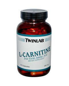 Twinlab L-carnitine 60 kapsula