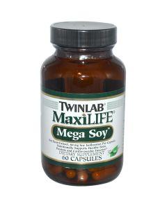 Twinlab Maxilife Mega Soy 60 kapsula
