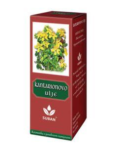 Suban Kantarionovo ulje 60 ml