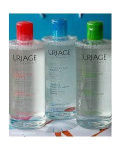 Uriage micelarna voda za kožu sklonu crvenilu 500 ml