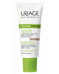 URIAGE Hyseac 3-regular SPF30 obojena emulzija 40ml