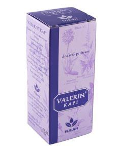 Suban Valerin® biljne kapi 30 ml