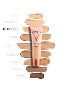 Vichy MINERALBLEND Hidratantni puder za svjež ten sa 16-satnom postojanošću 30 ml - Ocher 06
