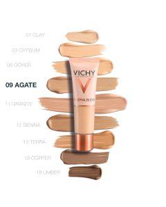 Vichy MINERALBLEND Hidratantni puder za svjež ten sa 16-satnom postojanošću 30 ml - Agate 09