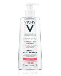 Vichy Purete Thermale Mineralizirana micelarna vodica - osjetljiva koža 400 ml