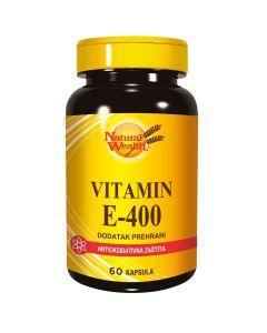 NW Vitamin E-400 I.J. 60 kapsula