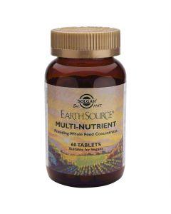 Solgar Multi-Nutrient Formula + vitamin C 60 tableta