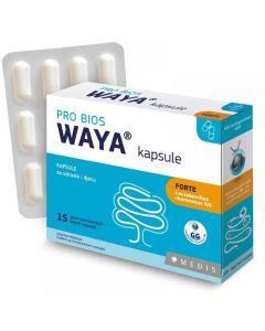 WAYA® LGG® Forte kapsule A15